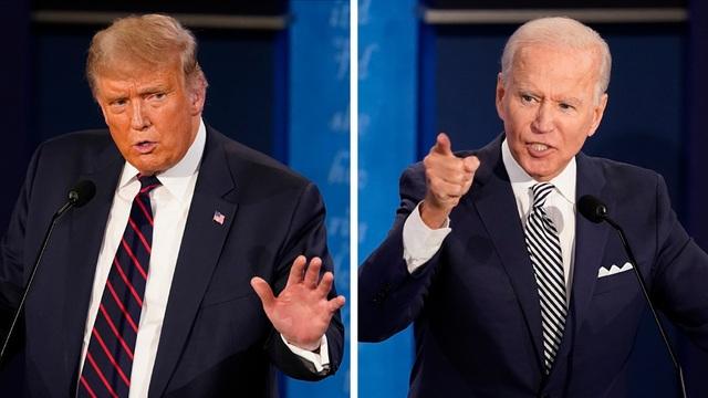 Ông Trump đổi chiến thuật tranh luận, sẽ để ông Biden nói đến kiệt sức? - 1