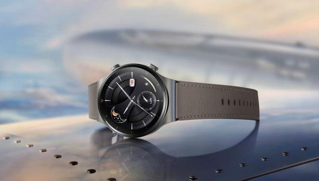 Watch GT 2 Pro - đồng hồ thông minh dành cho quý ông lịch lãm - 2
