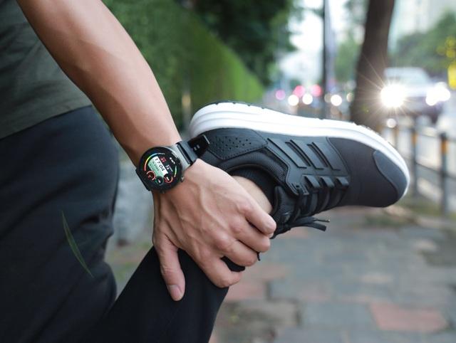 Watch GT 2 Pro - đồng hồ thông minh dành cho quý ông lịch lãm - 5
