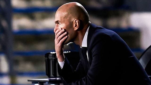 """""""Sào huyệt"""" của Barcelona không dọa nổi HLV Zinedine Zidane - 2"""