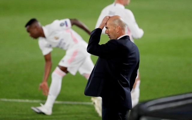 """""""Sào huyệt"""" của Barcelona không dọa nổi HLV Zinedine Zidane - 1"""