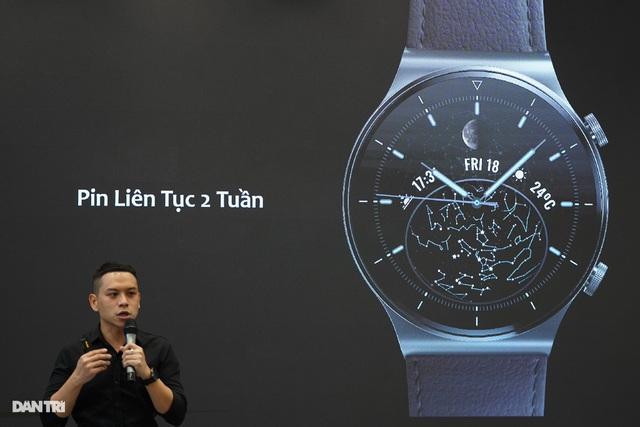 Đồng hồ Huawei GT 2 Pro có gì đặc biệt? - 2