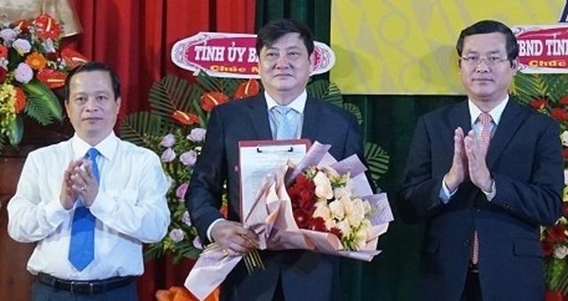 PGS.TS Đỗ Ngọc Mỹ tái đảm nhiệm chức vụ hiệu trưởng Trường ĐH Quy Nhơn - 1