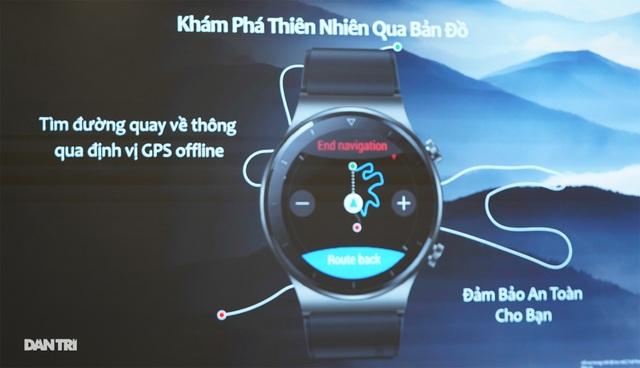 Đồng hồ Huawei GT 2 Pro có gì đặc biệt? - 8
