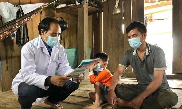 Quảng Ngãi: Khẩn cấp triển khai biện pháp ngăn dịch bạch hầu - 2