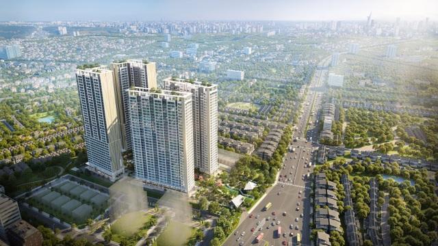 Chủ đầu tư Thuận An ra mắt thị trường dự án khu đô thị khép kín Anderson Park - 1