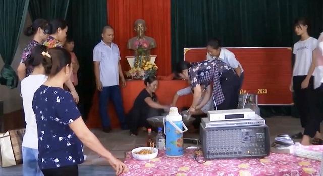"""Hà Nam: Nghề kỹ thuật chế biến món ăn """"hút"""" lao động nông thôn - 1"""