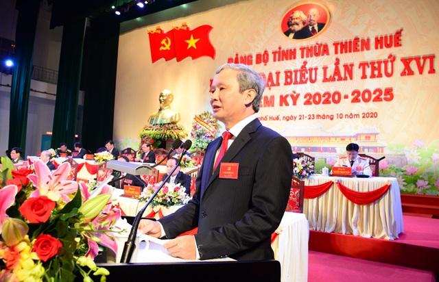 Ông Lê Trường Lưu tái đắc cử Bí thư Thừa Thiên Huế - 3