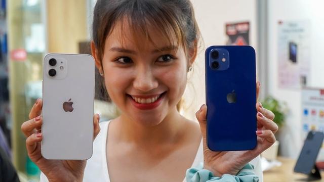 Trên tay iPhone 12 tại Việt Nam, giá từ 25 triệu đồng - 5