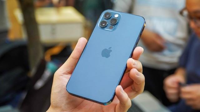 iPhone 12 Pro hàng cũ bắt đầu xuất hiện, giá chênh lệch máy mới không nhiều - 2