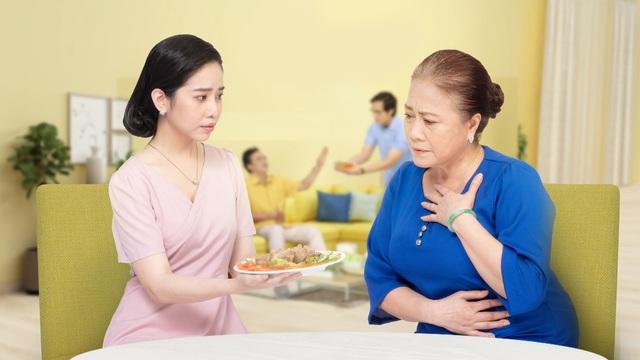 Giải pháp dinh dưỡng cho những vấn đề tiêu hóa của người cao tuổi - 2