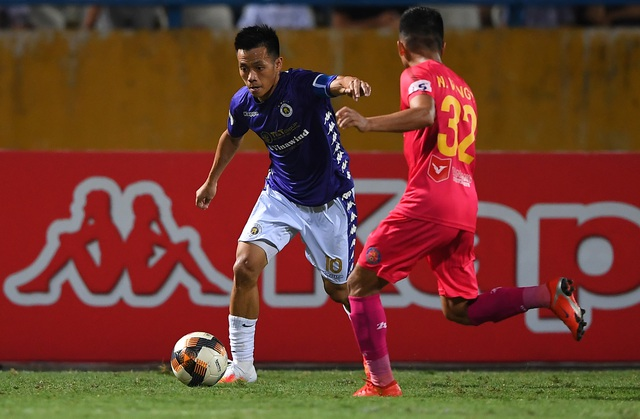 CLB Viettel quyết giữ ngôi đầu bảng V-League trước áp lực từ CLB Hà Nội - 2