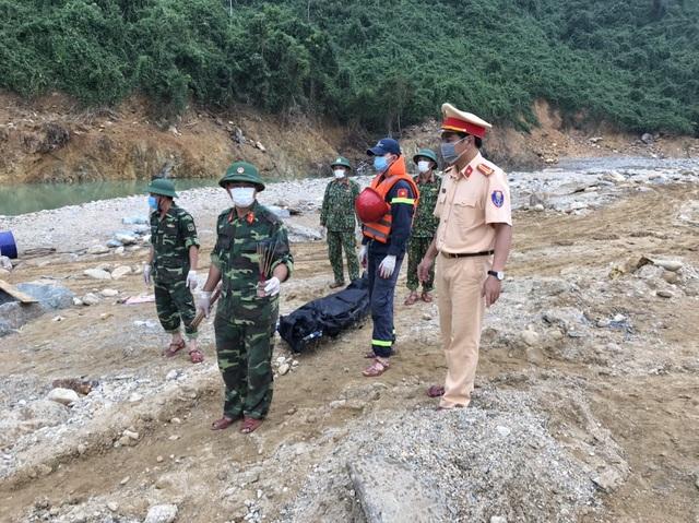 Tìm thấy thi thể nạn nhân thứ 4 tại thủy điện Rào Trăng 3 - 1