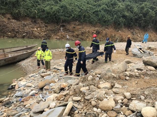 Tìm thấy thi thể nạn nhân thứ 4 tại thủy điện Rào Trăng 3 - 2