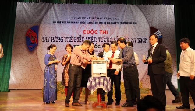 Khai mạc cuộc thi Tài năng trẻ Diễn viên Tuồng và Dân ca kịch toàn quốc - 4