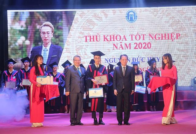 Đại học Mở Hà Nội khai giảng trực tuyến ở điểm cầu quốc tế và trong nước - 3