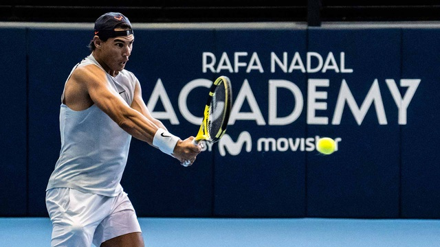"""Rafael Nadal: """"Cuộc sống đã mỉm cười với tôi"""" - 2"""