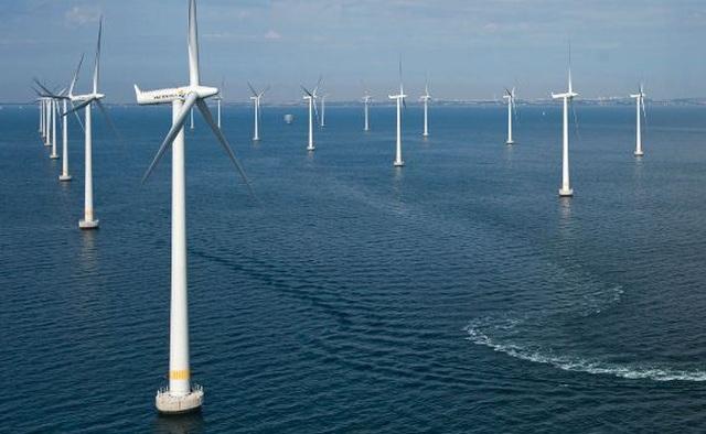 Bình Định đồng ý cho khảo sát dự án điện gió 1,5 tỷ USD trên biển - 1