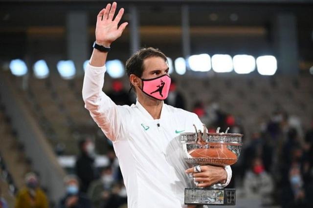 """Rafael Nadal: """"Cuộc sống đã mỉm cười với tôi"""" - 1"""