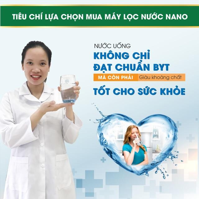 Review top 10 máy lọc nước nano bởi chuyên gia nước Enterbuy - 1