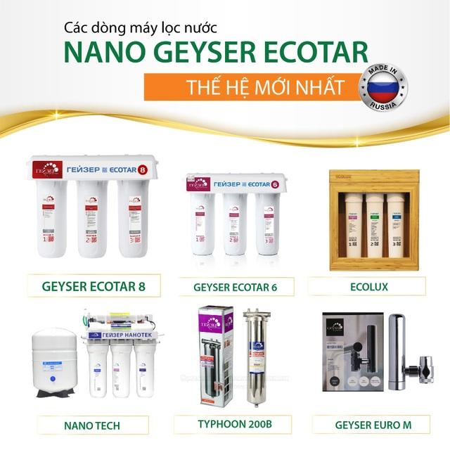 Review top 10 máy lọc nước nano bởi chuyên gia nước Enterbuy - 4