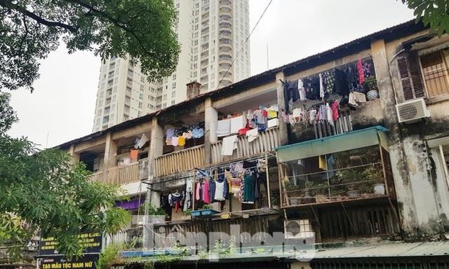 Tắc cải tạo chung cư cũ, Bộ Xây dựng đề xuất sửa Luật nhà ở - 2
