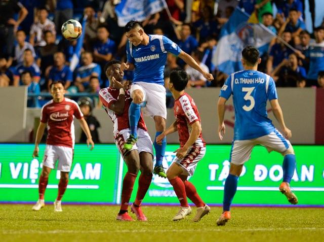 CLB Viettel quyết giữ ngôi đầu bảng V-League trước áp lực từ CLB Hà Nội - 3