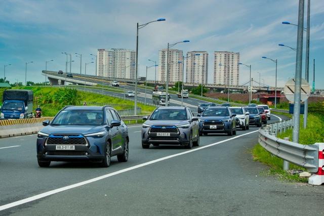 Lái xe với công nghệ an toàn TSS: Phản xạ tình huống nhạy hơn cả tài già - 1
