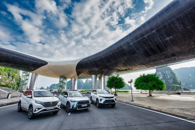 Lái xe với công nghệ an toàn TSS: Phản xạ tình huống nhạy hơn cả tài già - 2