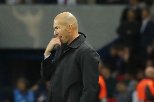 """Real Madrid có thể """"trảm"""" HLV Zidane ngay sau trận đấu với Barcelona - 1"""
