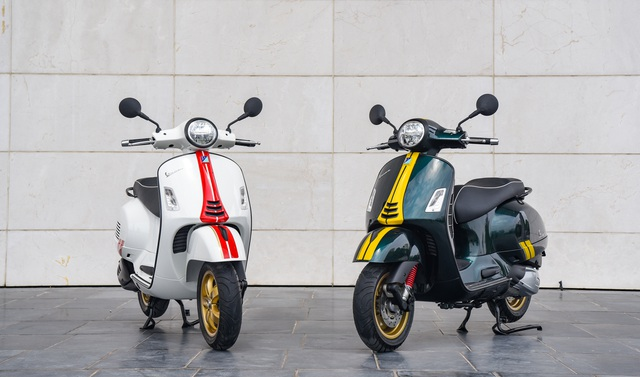 5 lựa chọn xe tay ga 150cc cho người ưa tốc độ, thích thời trang - 5
