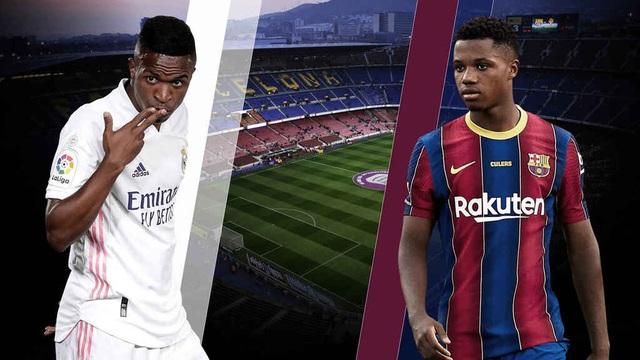 Đại chiến Barcelona - Real Madrid: Cơn mưa rào của tuổi trẻ - 1