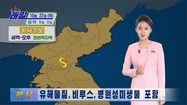 """Triều Tiên cảnh báo nguy cơ """"bụi vàng"""" từ Trung Quốc mang mầm bệnh - 1"""