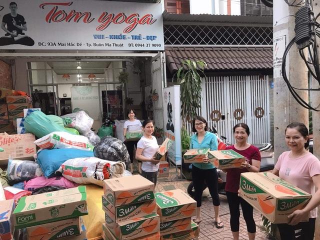 Đắk Lắk: Chung tay hướng về đồng bào miền Trung gặp lũ lụt - 5
