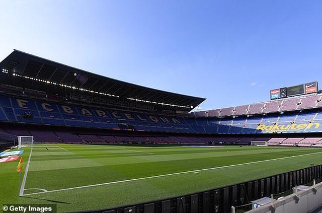 Real Madrid hạ gục Barcelona tại Nou Camp  - 20