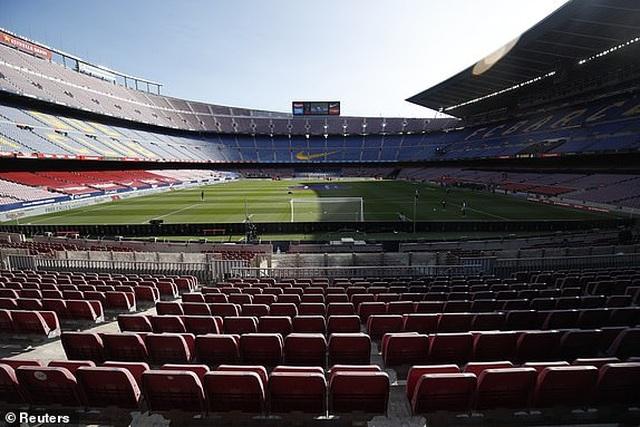 Real Madrid hạ gục Barcelona tại Nou Camp  - 21