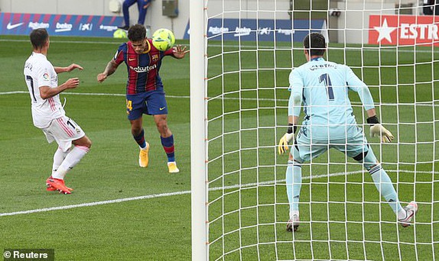 Real Madrid hạ gục Barcelona tại Nou Camp  - 6