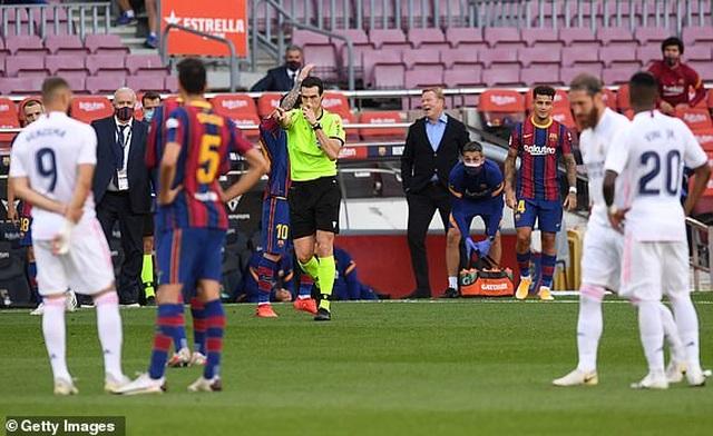 Real Madrid hạ gục Barcelona tại Nou Camp  - 5