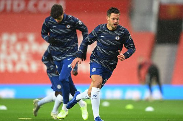 Man Utd 0-0 Chelsea: Chia điểm ở Old Trafford - 17