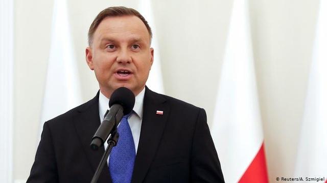 Tổng thống Ba Lan mắc Covid-19 - 1