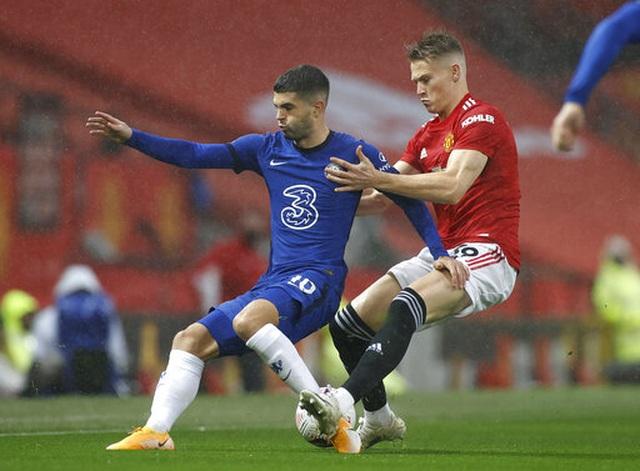 Man Utd 0-0 Chelsea: Chia điểm ở Old Trafford - 14