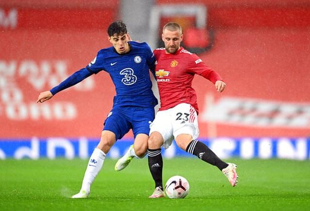Man Utd 0-0 Chelsea: Chia điểm ở Old Trafford - 13