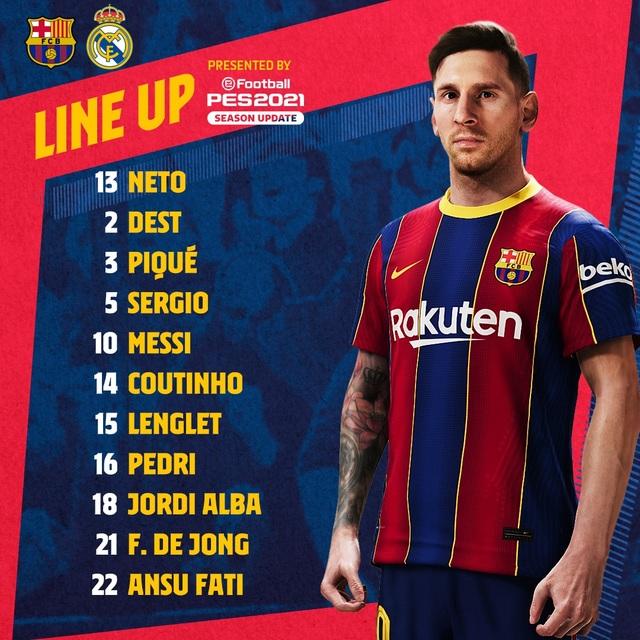 Real Madrid hạ gục Barcelona tại Nou Camp  - 23