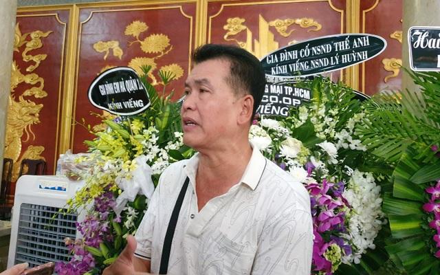Gia đình, đồng nghiệp tiễn biệt NSND Lý Huỳnh - 12
