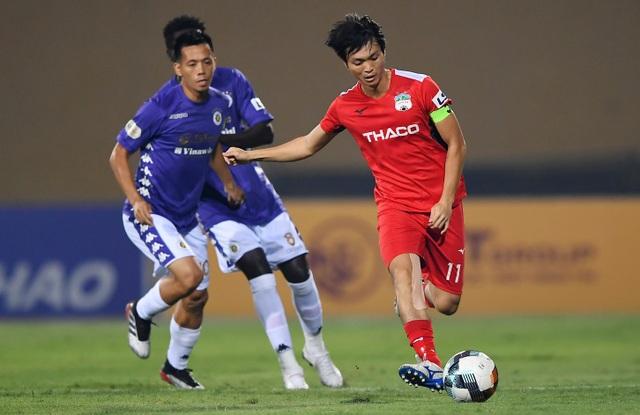 Bộ mặt nào cho HA Gia Lai ở 4 vòng đấu cuối V-League? - 1