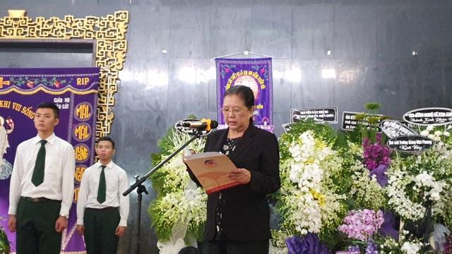Gia đình, đồng nghiệp tiễn biệt NSND Lý Huỳnh - 5