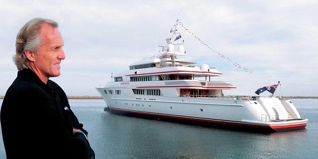Chiêm ngưỡng du thuyền hạng sang của các ngôi sao thể thao - 12