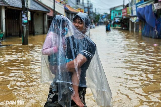 5 loại bệnh thường gặp trong mưa lũ, phòng tránh như thế nào? - 1