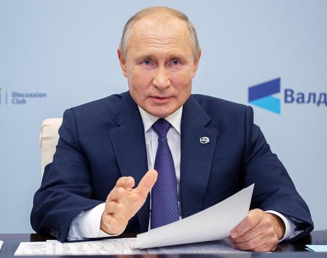 Ông Putin nói về khả năng liên minh quân sự Nga-Trung Quốc - 1