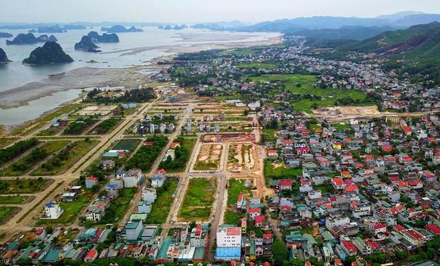 Qua cơn sốt, giá đất Quảng Ninh giảm sâu - 1